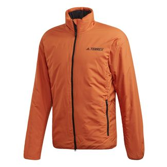 adidas TERREX Insulation Jacke Funktionsjacke Herren Tech Copper