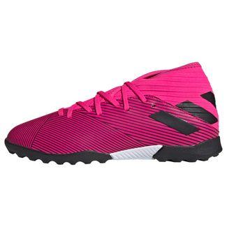adidas Nemeziz 19.3 TF Fußballschuh Fußballschuhe Kinder Shock Pink / Core Black / Shock Pink
