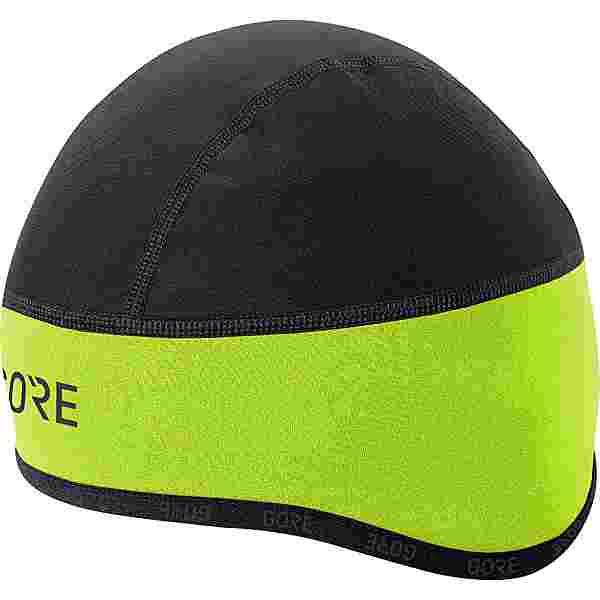 GORE® WEAR Helmmütze Helmmütze neon yellow-black