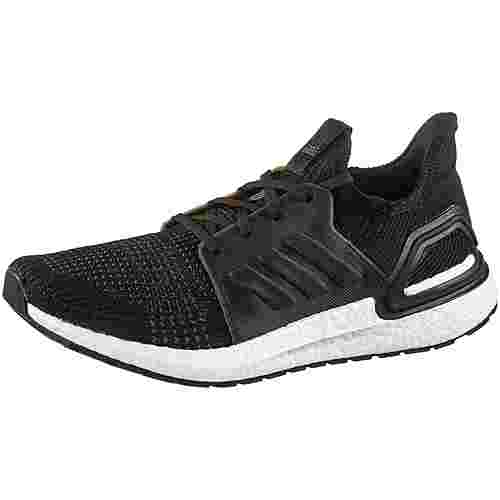adidas UltraBoost 19 Laufschuhe Herren core black