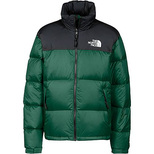 The North Face 1996 Retro Nuptse Daunenjacke Herren night green im Online Shop von SportScheck kaufen