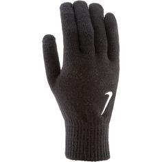 Nike Tech Laufhandschuhe black-black-white