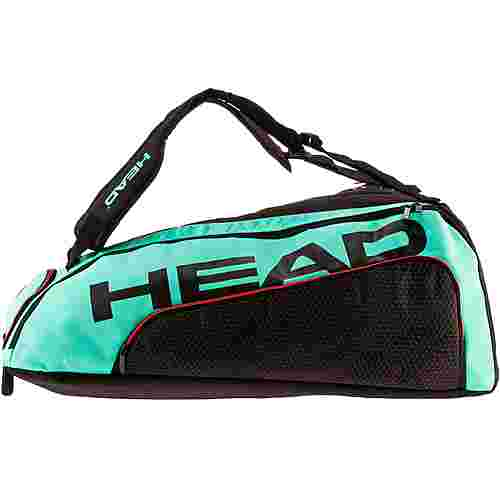 HEAD Tour Team 12R Monstercombi Tennistasche schwarz