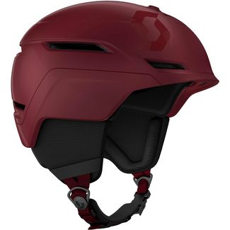SCOTT Symbol 2 Plus Skihelm merlot red