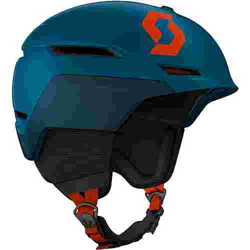 SCOTT Symbol 2 Plus Skihelm blue sapphire-orange