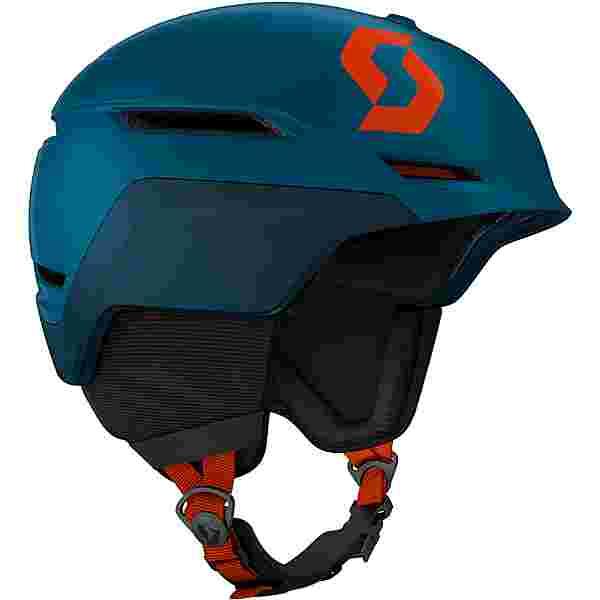 SCOTT Symbol 2 Plus Skihelm blue sapphire-orange