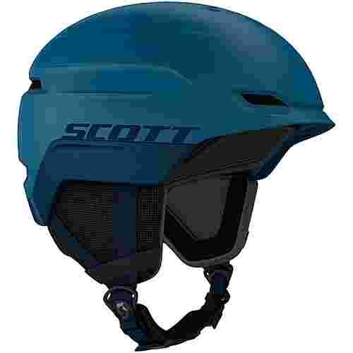 SCOTT Chase 2 Skihelm blue sapphire-orange