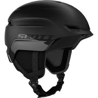 SCOTT Chase 2 Skihelm black