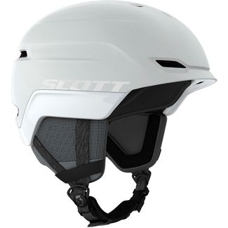 SCOTT Chase 2 Skihelm white
