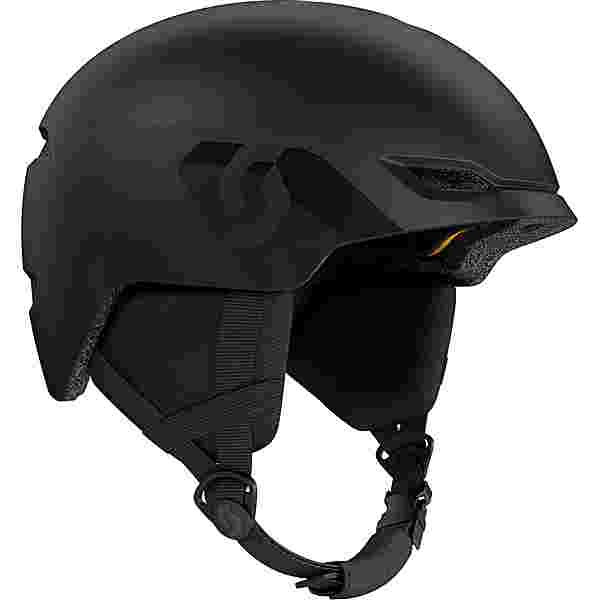 SCOTT Keeper 2 Plus Skihelm Kinder black
