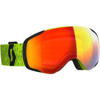 SCOTT Vapor Snowboardbrille yellow