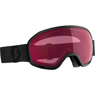 SCOTT Unlimited II OTG Skibrille black
