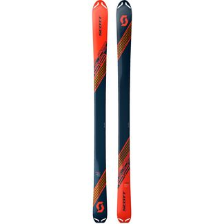SCOTT Superguide 88 Tourenski rot