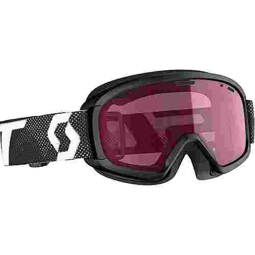 SCOTT Jr Witty Skibrille Kinder black-white