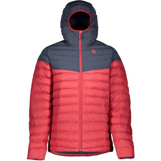 SCOTT Insuloft 3M Steppjacke Herren blue nights-wine red