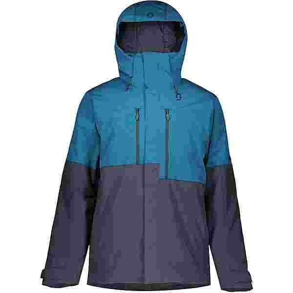 SCOTT Ultimato Dryo 10 Skijacke Herren blue saphire-blue nights