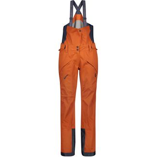 SCOTT Vertic 3L Skihose Damen brown clay
