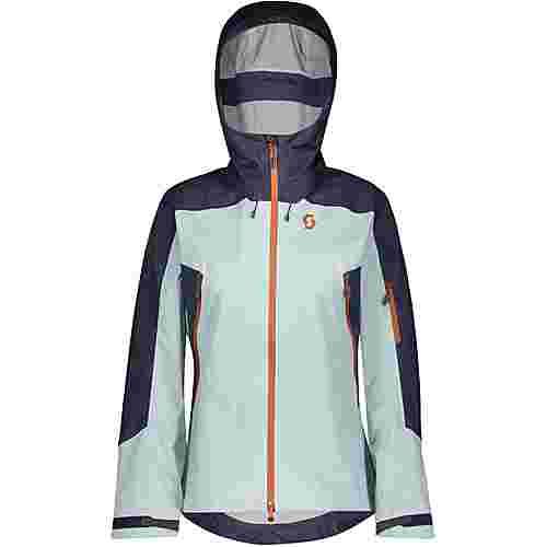 SCOTT Explorair 3L Skijacke Damen blue nights-cloud blue