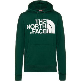 The North Face Standard Hoodie Herren night green