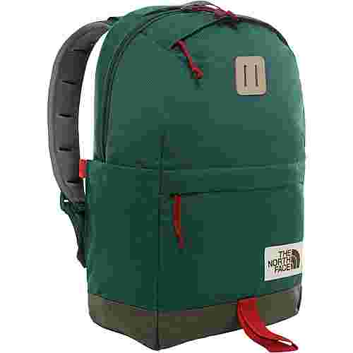 The North Face Rucksack Daypack Daypack night green-new taupe green