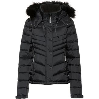 Superdry Fuji Steppjacke Damen blackboard