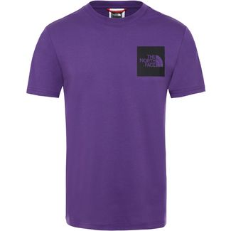 The North Face Fine T-Shirt Herren hero purple