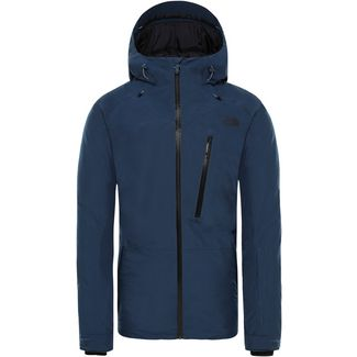 The North Face Descendit Skijacke Herren blue wing teal