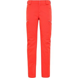 The North Face Lenado Skihose Damen fiery red