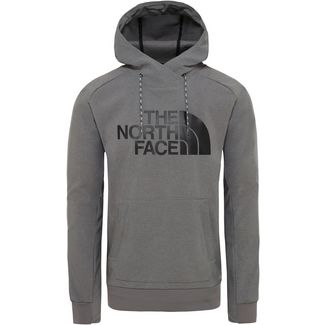 The North Face Logo Hoodie Herren tnf medium grey heather