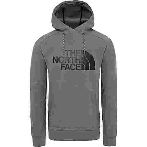 The North Face Logo Hoodie Herren tnf medium grey heather