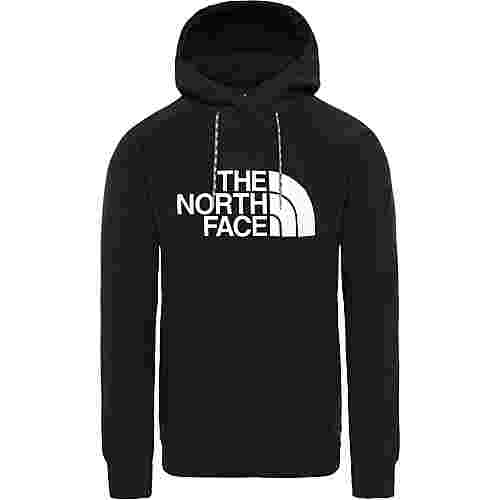 The North Face Logo Hoodie Herren tnf black
