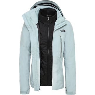The North Face Garner Triclimate Skijacke Damen cloud blue