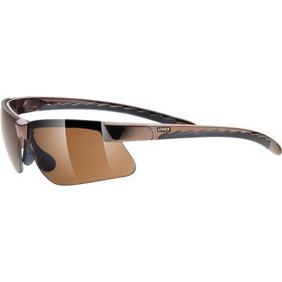Uvex Active Sportbrille goldfarben