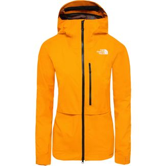 The North Face Summit L5 Hardshelljacke Damen knockout orange