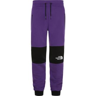 The North Face Himalayan Sweathose Herren hero purple-tnf black