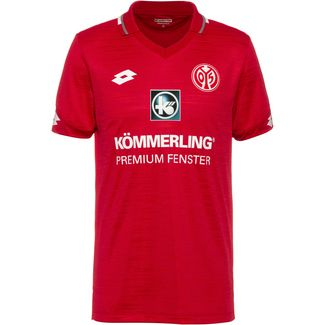 Lotto 1. FSV Mainz 05 19/20 Heim Fußballtrikot Herren flame red