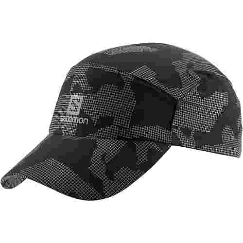 Salomon REFLECTIVE Cap reflective-black
