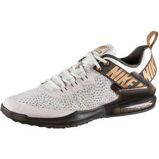 Nike Zoom Domination TR 2 Fitnessschuhe Herren platinum-tint-mtlc cooper-thunder grey-off noir