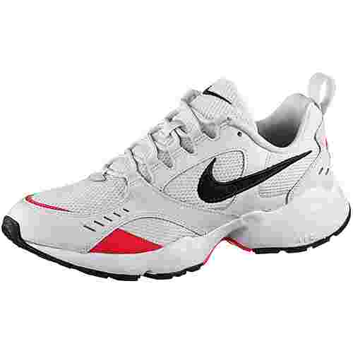 Nike Air Heights Sneaker Herren platinum tint-black-red orbit-white