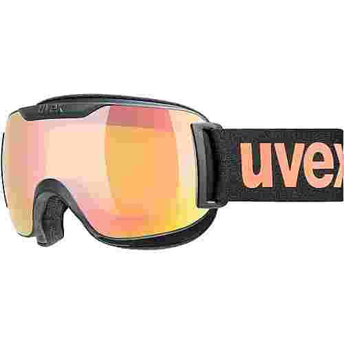 Uvex downhill 2000 S CV Skibrille black mat