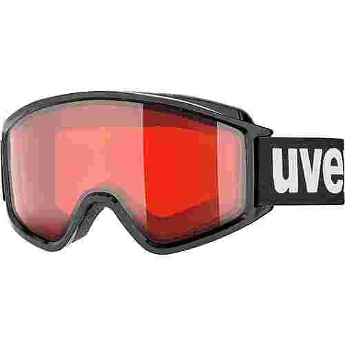 Uvex g.gl 3000 LGL Skibrille black