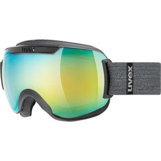 Uvex downhill 2000 FM Skibrille black mat