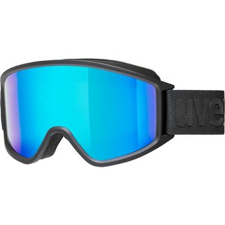 Uvex g.gl 3000 CV Skibrille black mat