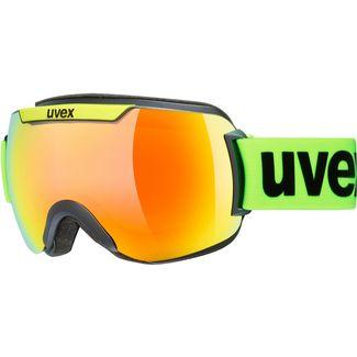 Uvex downhill 2000 CV Skibrille black mat