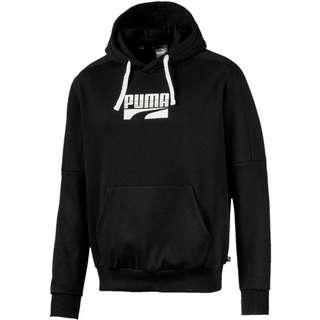 PUMA Rebel Block Hoody FL Hoodie Herren puma black