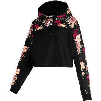 PUMA Trend Hoodie Damen cotton black