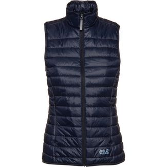 Jack Wolfskin JWP Steppweste Damen night blue