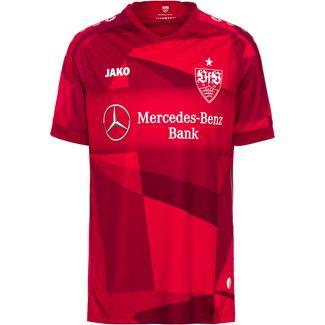 JAKO VfB Stuttgart 19/20 Auswärts Fußballtrikot Herren rot