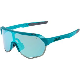 ride100percent S2 Multilayer Mirror Lens-Peter Sagan Sportbrille blue topaz