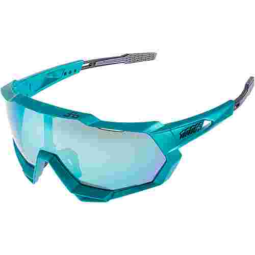ride100percent Speedtrap Mirror Lense Peter Sagan Sportbrille blue topaz